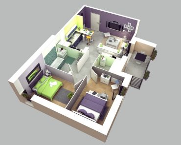 SMALL 2 BEDROOM HOUSE PLANS DISCUSSION: ADVANTAGES AND TIPS