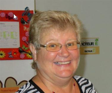 Suzanne Guimond, secrétaire-trésorière du conseil d'administration de la CDC H-L