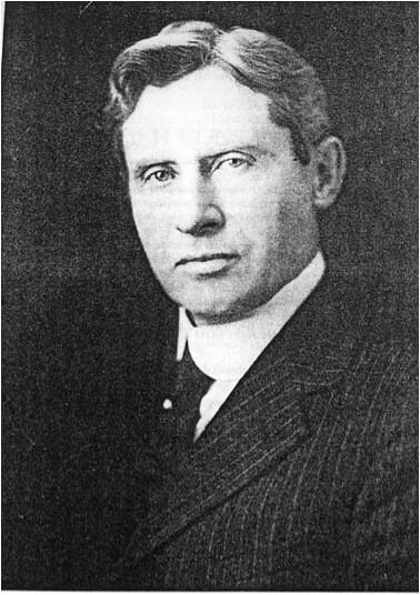 Edward Bird Portrait