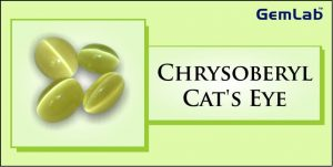 Chrysoberyl cat's eye