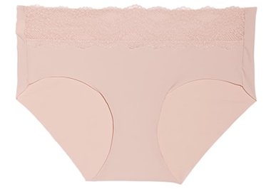 No show underwear - b.temptd by Wacoal b.bare Hipster Panties | 40plusstyle.com