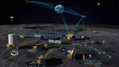 China Rusia - Base lunar