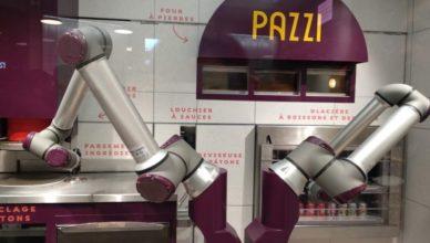 Robot - Pizza Pazzi