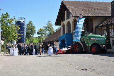Swiss farm to become demo for smart-farming technologies