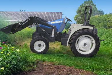 Ideanomics invests in e-Tractor company Solectrac