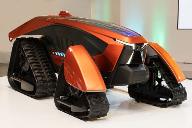 Kubota and Nvidia to develop autonomous tractors