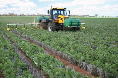 Australian growers halt worsening of soil compaction with CTF