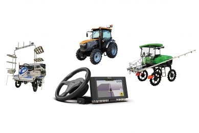 FJDynamics launches agricultural robots to global customers