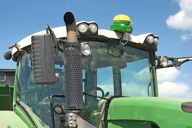 Canadian farmer Johannes Heupel has solved a problem that has been bugging farm businesses ever since farm GPS and yield monitors were invented - compatibility.
