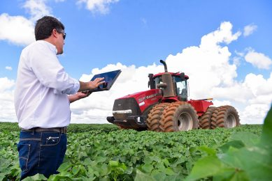 Brazilian agriculture connected with ConectarAGRO