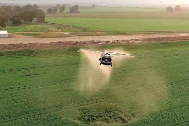 Drone spraying takes off as regulations relax worldwide