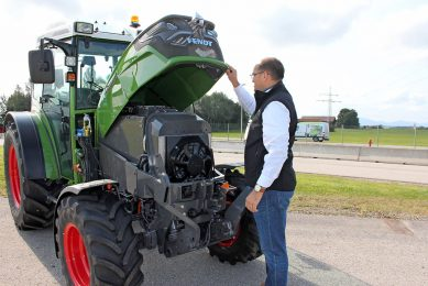 Changing how you view electric tractors