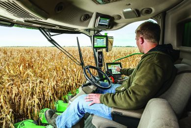 Advances in yield mapping tech