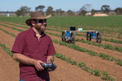 Australian thingc Robotics starts trials with electric robot