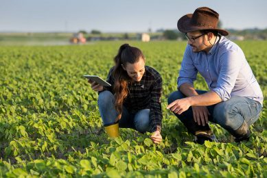 GrowAG is to ensure farmers have access to the latest technologies. - Photo: growAg