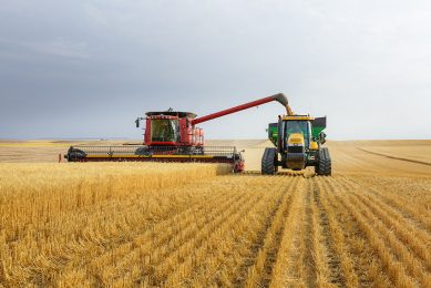 Topcon receivers are designed to suit virtually any agricultural machine type, make and model. - Photo: Topcon