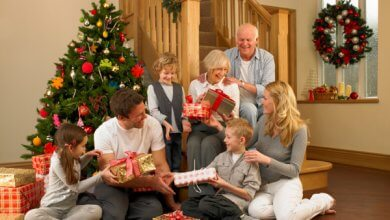 Learn how to survive the Christmas holidays