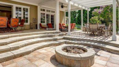 patio paving design