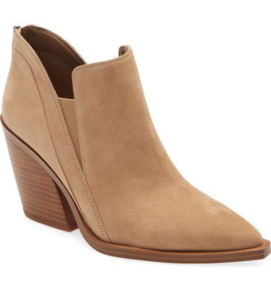 Vince Camuto Gradina Block Heel Bootie - Best Gifts for Fashion Bloggers
