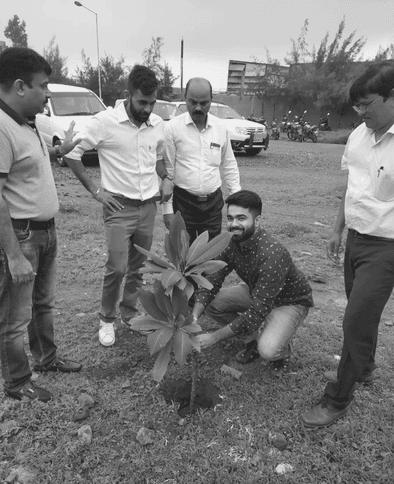Tree plantation Ceremony
