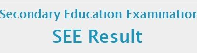 SEE Result Nepal, class 10