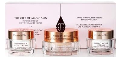 Charlotte Tilbury The Gift of Magic Skin set   40plusstyle.com