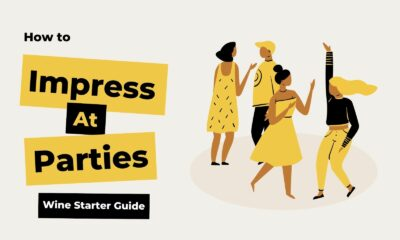 Wine Start guide how to impress at parties