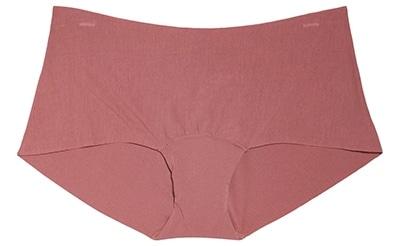 No show underwear - Commando Butter seamless hipster panties | 40plusstyle.com