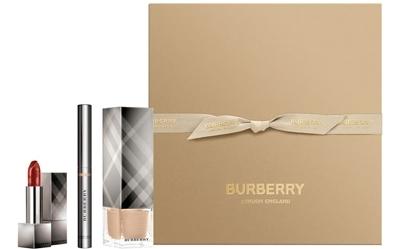 Burberry Beauty Festive beauty box   40plusstyle.com