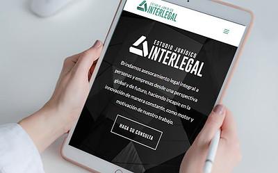 Sitio web Interlegal