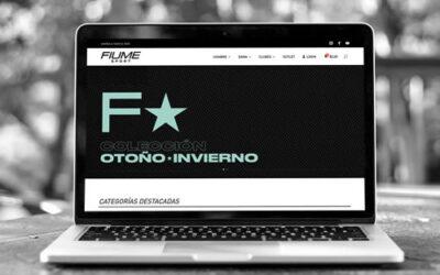 Sitio web Fiume Sport