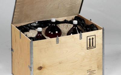 Des emballages homologués pour vos produits dangereux
