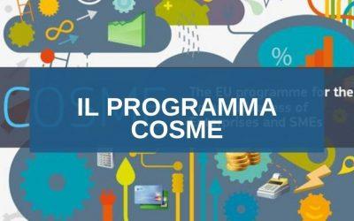 COSME: un programma europeo dedicato alle PMI