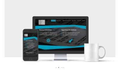 Conception du site internet Grav'Ddeco
