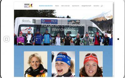 Biathlon Förderverein Werdenfels