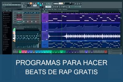 Programas para hacer Beats de Rap Gratis
