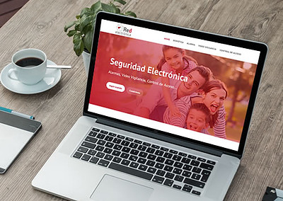 Sitio web Red Electrónica