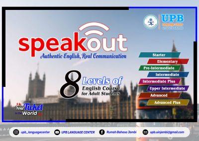 Speakout (English)