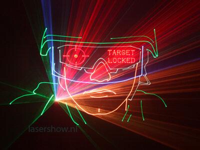 lasershow TNO