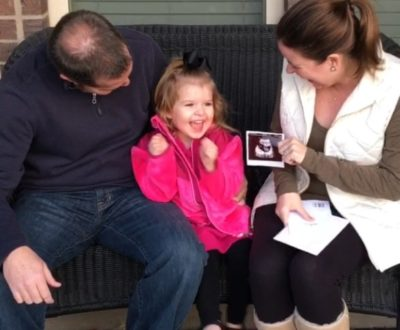 Our Baby Gender Reveal Story