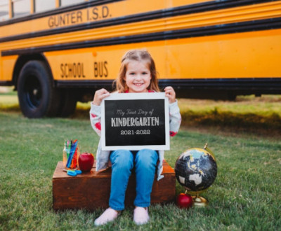 2021 First Day of School Signs