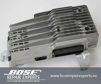 Audi tt bose amplifier repair