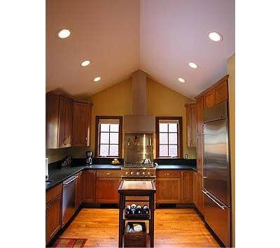 Denver Kitchen Remodel With Vaulted Ceiling