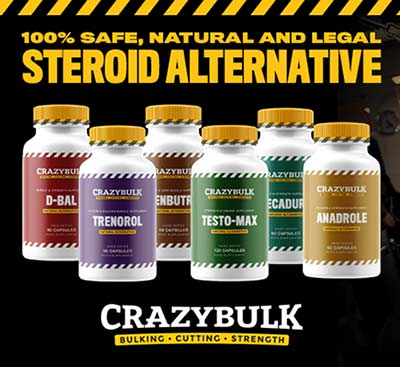 Steroid Alternative - 100% Safe, Natural and Legal