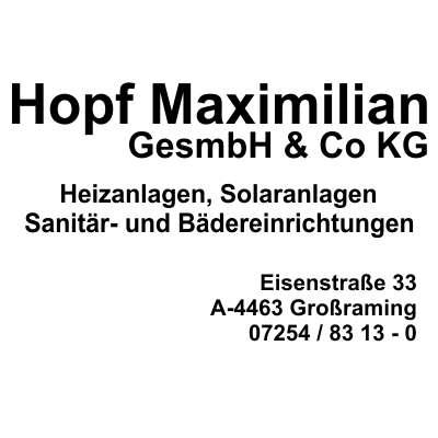 Hopf Maximilian