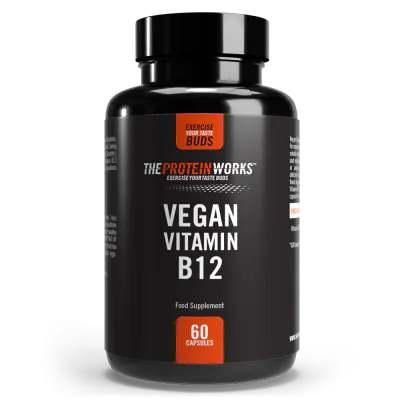 Vegan Vitamin B12 Tablets