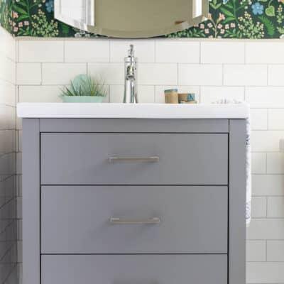 White And Grey Bathroom Watermark 9
