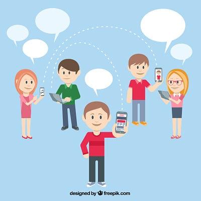 Redes sociales, ecosistema natural de las administraciones públicas