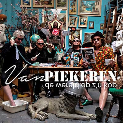 Van Piekeren - De Wereld Op Z'n Kop