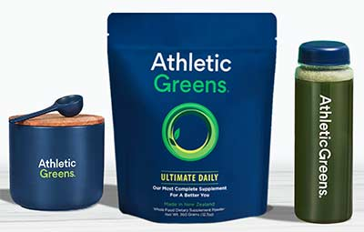 How to take Athletic Greens